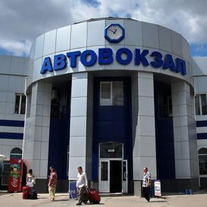 Автовокзалы Новоржева