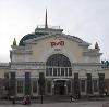 Железнодорожные вокзалы в Новоржеве