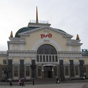 Железнодорожные вокзалы Новоржева