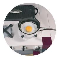 Гостиннично-оздоровительный комплекс Гармония - иконка «кухня» в Новоржеве